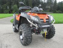 Motorrad kaufen Neufahrzeug CF MOTO Terralander 800 (quad-atv-ssv)