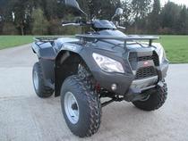 Motorrad kaufen Neufahrzeug KYMCO MXU 300 R (quad-atv-ssv)