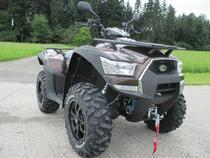 Motorrad kaufen Neufahrzeug KYMCO MXU 700 i (quad-atv-ssv)