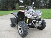 Motorrad kaufen Neufahrzeug KYMCO Maxxer 450 (quad-atv-ssv)