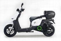 Motorrad kaufen Neufahrzeug ETRIX S02 (roller)