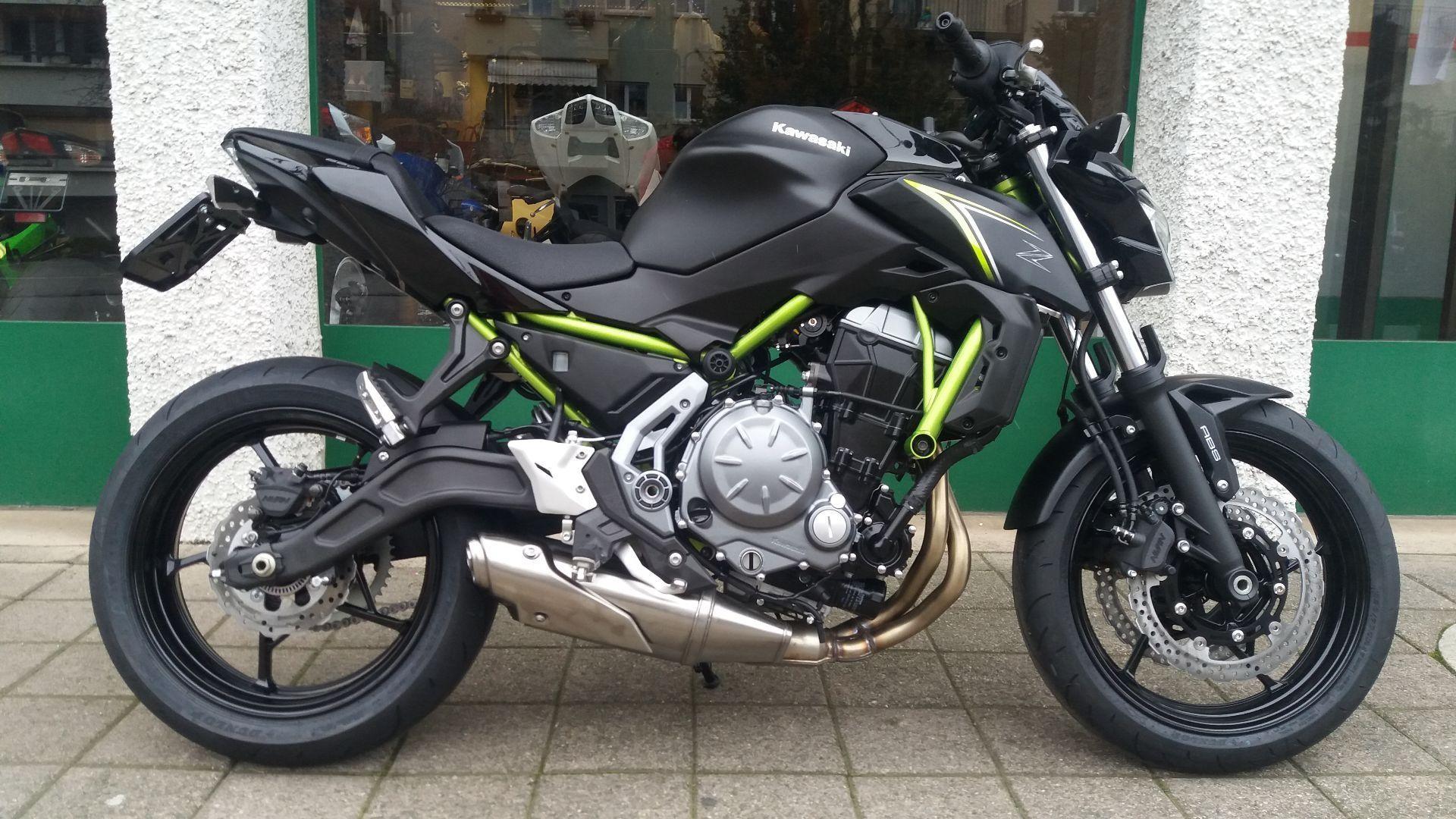 moto kawasaki z650 occasion
