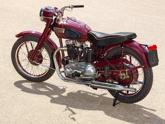 Motorrad kaufen TRIUMPH 5T Speed Twin Oldtimer