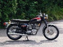 Motorrad kaufen Oldtimer TRIUMPH T150V (touring)