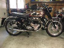 Motorrad kaufen Oldtimer BSA A10