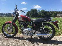 Motorrad kaufen Oldtimer TRIUMPH TR6R (touring)