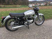 Motorrad kaufen Oldtimer NORTON 99