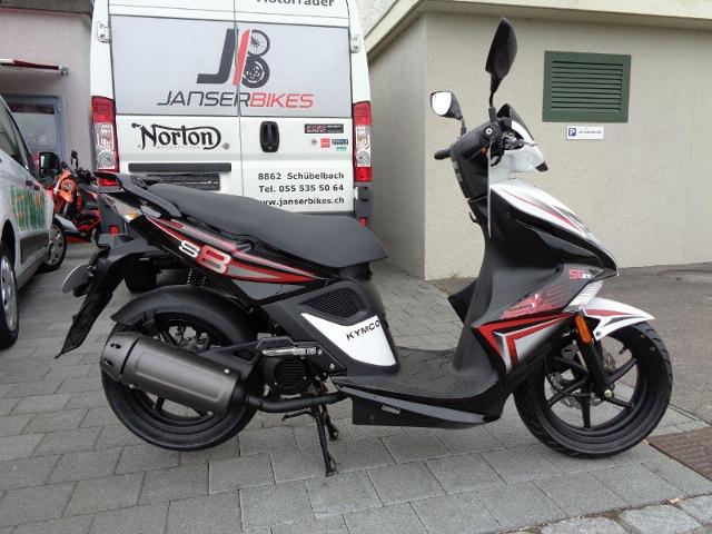Motorrad kaufen KYMCO Super 8 50 il Neufahrzeug
