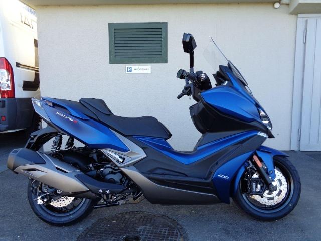Motorrad kaufen KYMCO Xciting 400i ABS S 400i Neufahrzeug