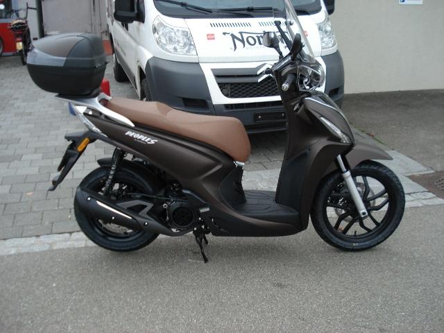 Motorrad kaufen KYMCO People 125i S Neufahrzeug