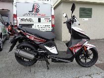 Motorrad kaufen Neufahrzeug KYMCO Super 8 50 il (roller)