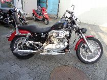 Motorrad kaufen Occasion HARLEY-DAVIDSON XLH 883 Sportster (custom)