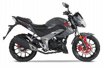 Motorrad kaufen Neufahrzeug KYMCO Visar 125 (naked)