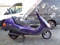 Motorrad kaufen Occasion PIAGGIO Hexagon 125 (roller)