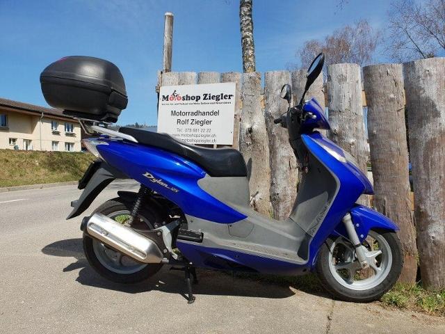 Motorrad kaufen HONDA SES 125 Dylan Occasion