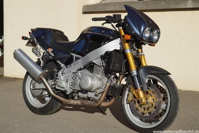 Motorrad kaufen LAVERDA 750 Black Strike Ghost Occasion