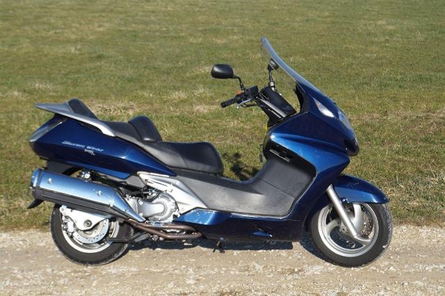 Motorrad kaufen HONDA FJS 600 Silver Wing Occasion