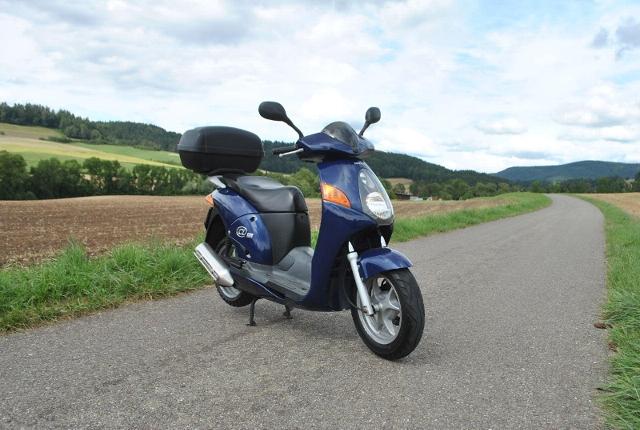 Motorrad kaufen HONDA NES 125 Occasion