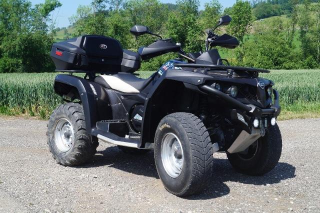 Motorrad kaufen CF MOTO CForce 550 4x4 Occasion