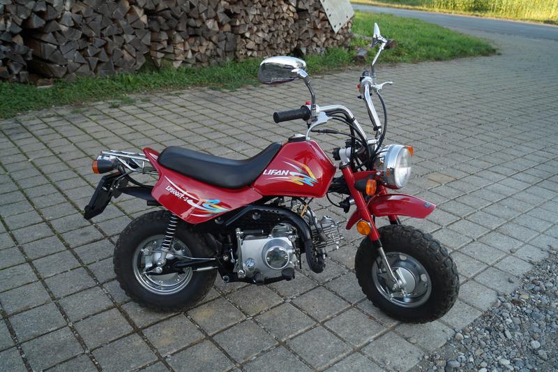 motorrad occasion kaufen lifan monkey racer motoshop. Black Bedroom Furniture Sets. Home Design Ideas