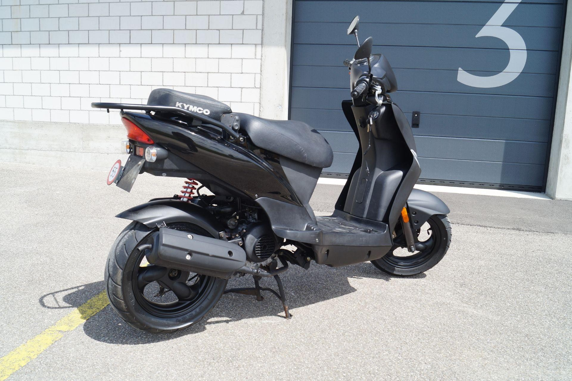 motorrad occasion kaufen kymco agility 50 motoshop ziegler. Black Bedroom Furniture Sets. Home Design Ideas