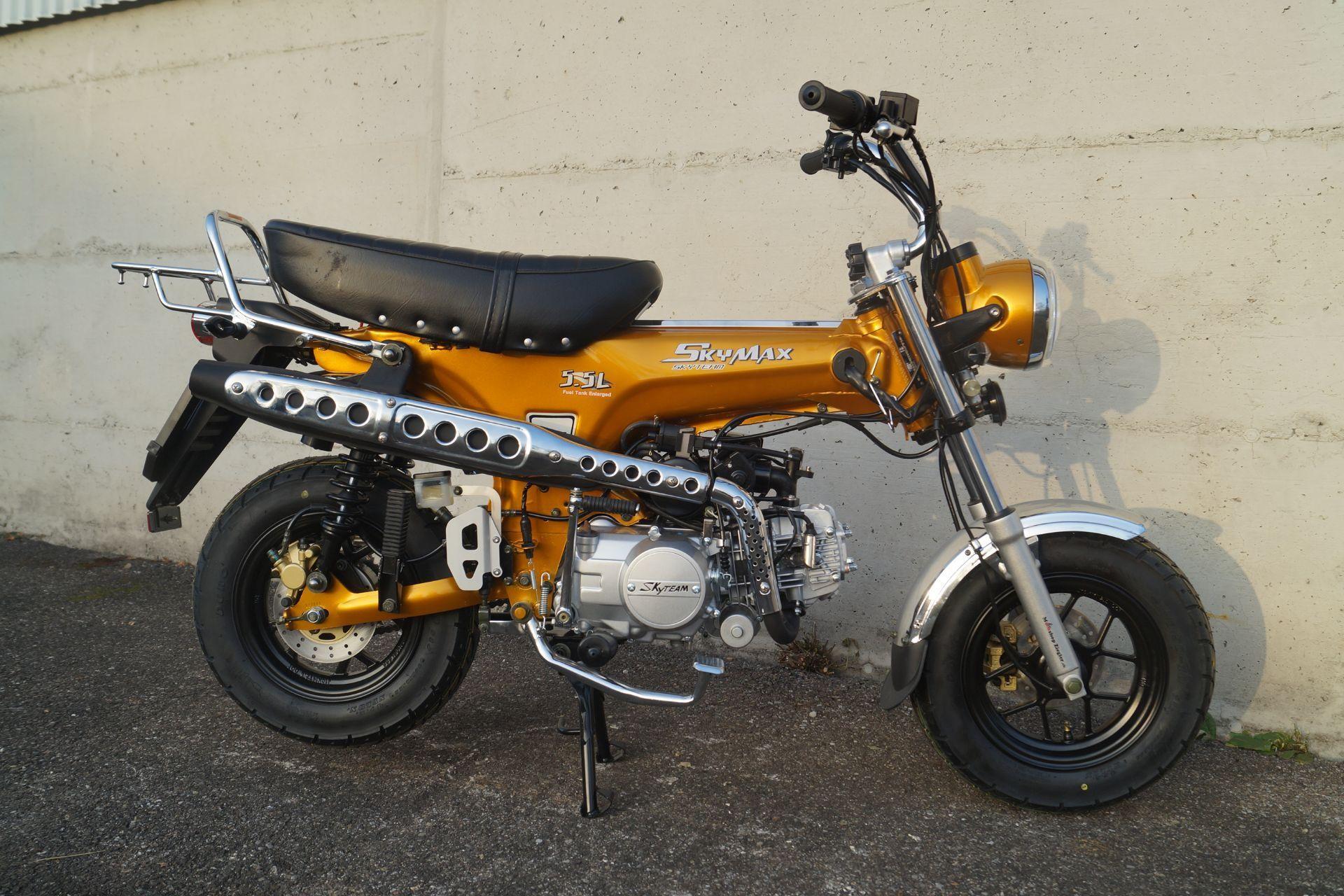 moto occasions acheter skyteam skymax 125 efi motoshop. Black Bedroom Furniture Sets. Home Design Ideas