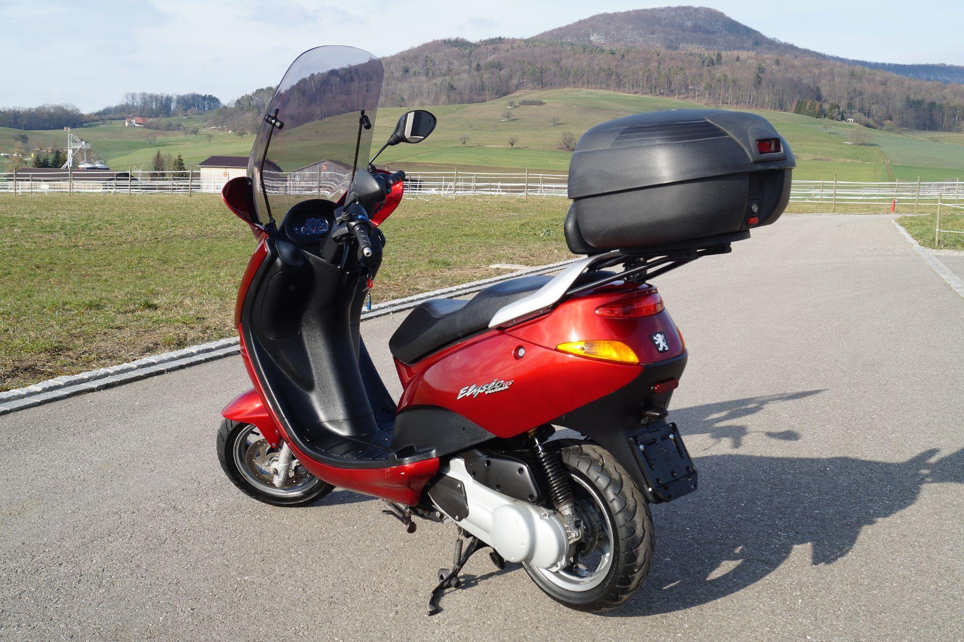 moto occasioni acquistare peugeot elyseo 125 motoshop. Black Bedroom Furniture Sets. Home Design Ideas
