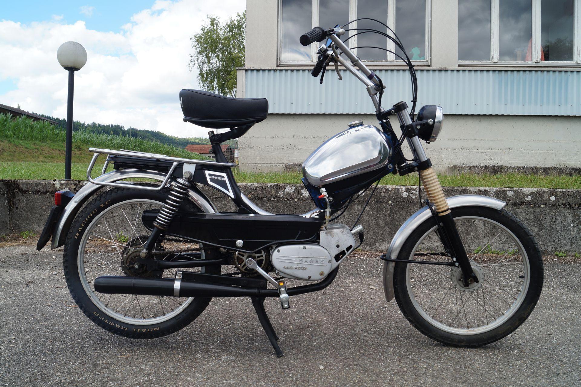 motorrad occasion kaufen sachs mofa alfa 503 motoshop. Black Bedroom Furniture Sets. Home Design Ideas