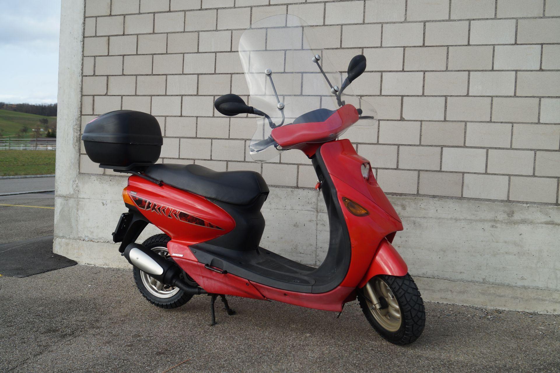 motorrad occasion kaufen yamaha breeze ym 50 motoshop. Black Bedroom Furniture Sets. Home Design Ideas