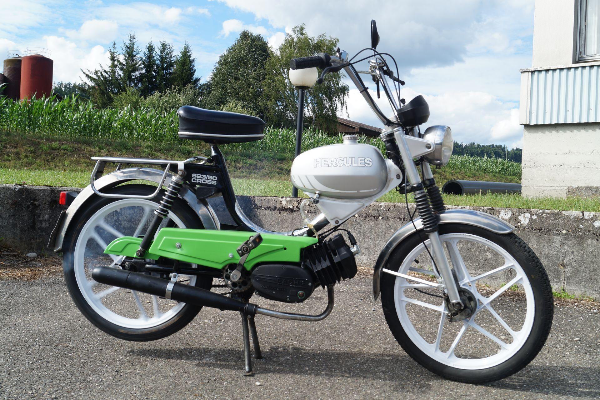 motorrad occasion kaufen sachs mofa herkules 623 motoshop ziegler schleitheim. Black Bedroom Furniture Sets. Home Design Ideas