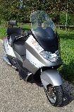 Motorrad kaufen Occasion APRILIA Atlantic 500 (roller)