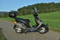 Töff kaufen YAMAHA XC 125 R Cygnus Roller