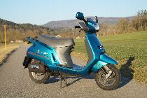 Buy motorbike Pre-owned PEUGEOT SV 125 C (scooter)