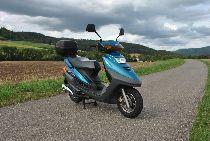 Motorrad kaufen Occasion MBK Flame XC 125 R (roller)