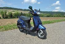 Motorrad kaufen Occasion PEUGEOT SV 125 C (roller)