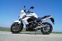 Motorrad kaufen Occasion KAWASAKI ER-6n ABS (naked)