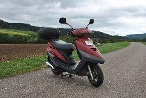 Motorrad kaufen Occasion YAMAHA XC 125 R Cygnus (roller)