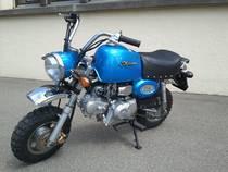 Motorrad kaufen Occasion SKYTEAM Gorilla 125 (minibike)