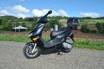 Motorrad kaufen Occasion APRILIA Leonardo 125 (roller)