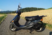 Buy motorbike Pre-owned SUZUKI AN 125 (scooter)