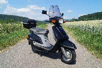 Buy motorbike Pre-owned YAMAHA XC 125 Beluga (scooter)