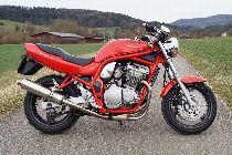 Motorrad kaufen Occasion SUZUKI GSF 600 Bandit (touring)
