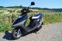 Motorrad kaufen Occasion YAMAHA XC 125 TR Cygnus (roller)