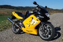 Buy motorbike Pre-owned TRIUMPH TT 600 (sport)