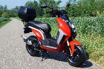Motorrad kaufen Occasion PEUGEOT Blaster 50 il (roller)