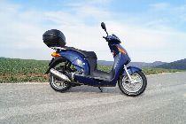 Motorrad kaufen Occasion HONDA NES 125 (roller)