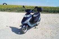 Motorrad kaufen Occasion KYMCO Movie XL 125 (roller)