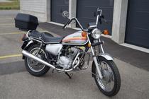 Motorrad kaufen Oldtimer HONDA CM 125 T (custom)