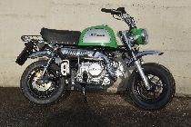 Töff kaufen SKYTEAM Sky 125 Skymini 125 EFI Minibike
