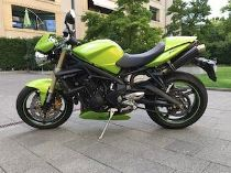 Acheter une moto Occasions TRIUMPH Street Triple 675 (naked)